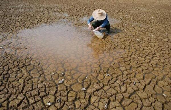 Khủng hoảng nước sạch toàn cầu –