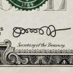 Dung nhan đồng USD nếu như ông Jack Lew làm Bộ trưởng Tài chính Hoa Kỳ….