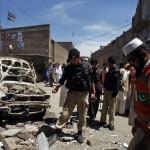 Lại đánh bom liều chết ở Pakistan