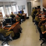 New Media Desk of the Israeli Defense Forces
