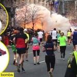 """Nhiều người bị """"văng miểng"""" vì vụ đánh bom Boston"""