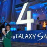 Đêm Samsung Galaxy S4 ở Saigon