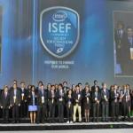 Các học sinh Việt Nam lên đường đi Mỹ tranh tài tại hội chợ khoa học trẻ quốc tế ISEF 2013