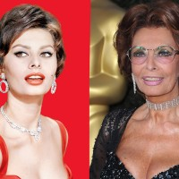 Sophia-Loren-past-present