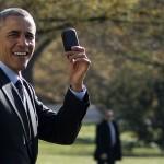 Tổng thống Mỹ làm gì khi bỏ quên smartphone?