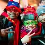 1 triệu người chen chúc tại Quảng trường Thời đại (New York) chờ đón Giao thừa 2015 với quả cầu mới