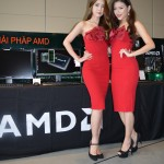 VIDEO: AMD ra mắt card đồ họa RADEON R9 FURY X ở Việt Nam