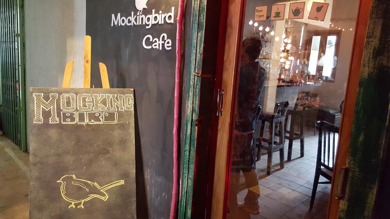 Kết quả hình ảnh cho mockingbird coffee