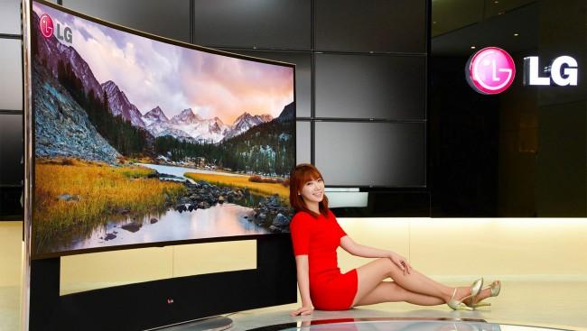 LG Super Ultra HD 5K 105UC9T-02
