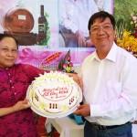 Sinh nhật ấm áp của bạn Lương Minh