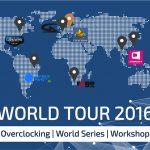 COMPUTEX TAIPEI 2016: Intel bảo trợ cuộc thi overclocking lớn nhất thế giới tại COMPUTEX Taipei 2016