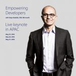 Tổng giám đốc Microsoft Satya Nadella dự ngày hội của các nhà phát triển ở Thái Lan, Indonesia và Singapore