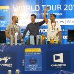 Giải ép xung thế giới HWBOT World Tour 2016 COMPUTEX 2016: Ngày thứ hai 1-6-2016