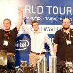 Giải ép xung thế giới HWBOT World Tour 2016 COMPUTEX 2016: Ngày thứ ba 2-6-2016