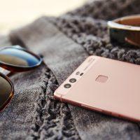 Huawei P9 Rose_resize