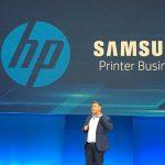 HP mua lại mảng kinh doanh máy in của Samsung