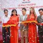 Huawei khai trương trung tâm dịch vụ khách hàng đầu tiên tại Việt Nam