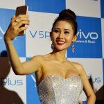 Vivo V5Plus – smartphone chụp selfie với 2 camera 20MP+8MP có mặt ở Việt Nam