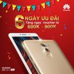 Huawei khuyến mãi nhân dịp lễ