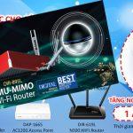 D-Link tặng quà đầu mùa Hè 2017 cho khách mua thiết bị mạng Wi-Fi AC