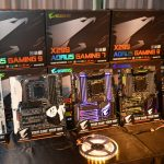 Gigabyte ra mắt thị trường Việt Nam dòng motherboard X299 cho CPU Intel Core X-series