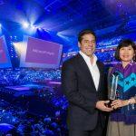 HPT là đối tác duy nhất của Microsoft tại Việt Nam nhận giải thưởng Microsoft Country Partner of the Year 2017