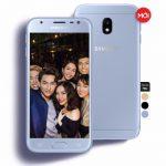 Smartphone Samsung Galaxy J3 Pro 2017 bán tại Việt Nam với giá 4.490.000 đồng