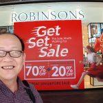 VIDEO: Một góc Raffles City Singapore tháng 5-2017