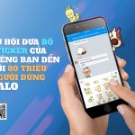 Cơ hội tự thiết kế sticker rồi chia sẻ trên mạng Zalo