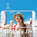 Samsung ra mắt smartphone Galaxy J7+ với camera kép xóa phông chuyên nghiệp theo kiểu Note8
