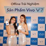 Ra mắt Vivo V7 – smartphone có camera selfie 24 megapixel