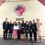 Microsoft Việt Nam 3 năm liên tiếp nhận giải Cống hiến vì cộng đồng