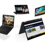 Lenovo Thinkpad chào năm mới 2018 với một loạt sản phẩm mới