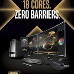 Dòng vi xử lý Intel Core X thế hệ mới cho desktop PC có tới 18 nhân