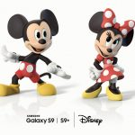 Tạo biểu tượng AR Emoji với các nhân vật Disney trên Galaxy S9 và S9+
