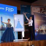 Samsung Việt Nam ra mắt thế hệ bảng trắng điện tử Samsung Flip cho cuộc họp hiện đại