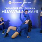 Huawei Nova 3e đã tới tay người dùng Việt Nam