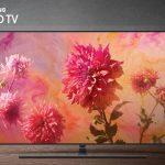 Dòng Samsung TV QLED 2018 về tới Việt Nam
