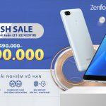ASUS Việt Nam giảm giá cuối tuần cho hai smartphone ZenFone 4 Max Pro và Max Plus