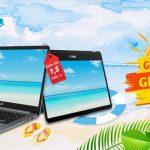 ASUS Việt Nam giảm giá laptop chào Hè 2018