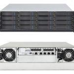 """Infortrend GSe Pro 3016T – thiết bị lưu trữ SAN/NAS/Cloud """"All-in-One"""" giá tốt nhất cho doanh nghiệp"""