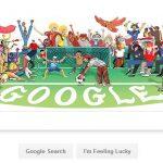 Google vào mùa World Cup 2018