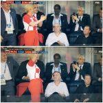 Khi tổng thống coi bóng đá…