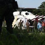 Đã giải cứu được 8 cậu bé đội bóng thiếu niên Thái Lan