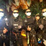 4 thành viên SEAL Thái Lan đã ra khỏi hang động an toàn