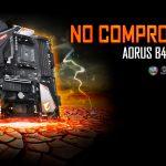GIGABYTE ra mắt dòng bo mạch chủ AORUS B450 cho nền tảng AMD mới nhất