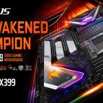 GIGABYTE ra mắt bo mạch chủ X399 AORUS Xtreme cho AMD Ryzen Threadripper 32 nhân