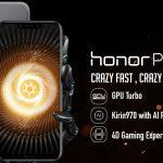 Smartphone chơi game Honor Play với GPU Turbo và AI